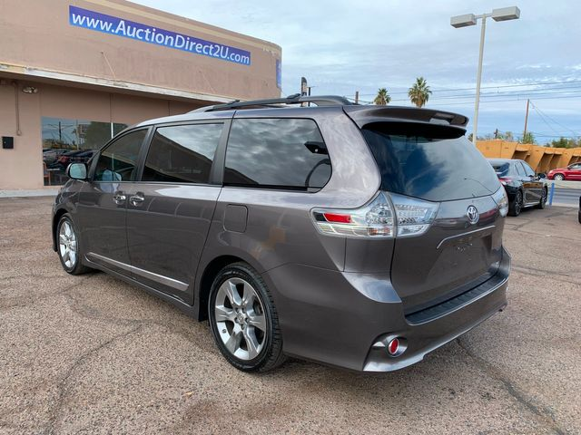 2013 Toyota Sienna SE 3 MONTH/3,000 MILE NATIONAL POWERTRAIN WARRANTY Mesa, Arizona 2