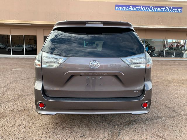 2013 Toyota Sienna SE 3 MONTH/3,000 MILE NATIONAL POWERTRAIN WARRANTY Mesa, Arizona 3