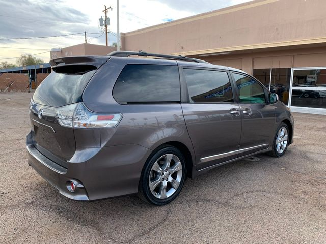 2013 Toyota Sienna SE 3 MONTH/3,000 MILE NATIONAL POWERTRAIN WARRANTY Mesa, Arizona 4