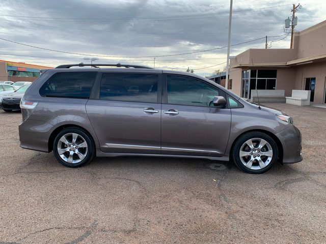 2013 Toyota Sienna SE 3 MONTH/3,000 MILE NATIONAL POWERTRAIN WARRANTY Mesa, Arizona 5