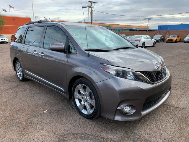 2013 Toyota Sienna SE 3 MONTH/3,000 MILE NATIONAL POWERTRAIN WARRANTY Mesa, Arizona 6