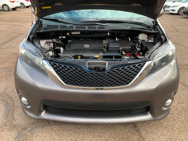 2013 Toyota Sienna SE 3 MONTH/3,000 MILE NATIONAL POWERTRAIN WARRANTY Mesa, Arizona 8