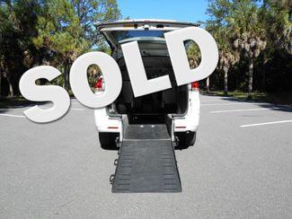 2013 Toyota Sienna Xle Wheelchair Van Pinellas Park, Florida
