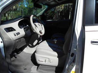 2013 Toyota Sienna Xle Wheelchair Van Pinellas Park, Florida 6