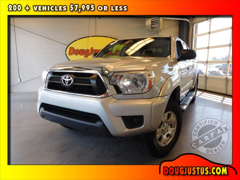 2013 Toyota Tacoma PreRunner  city TN  Doug Justus Auto Center Inc  in Airport Motor Mile ( Metro Knoxville ), TN