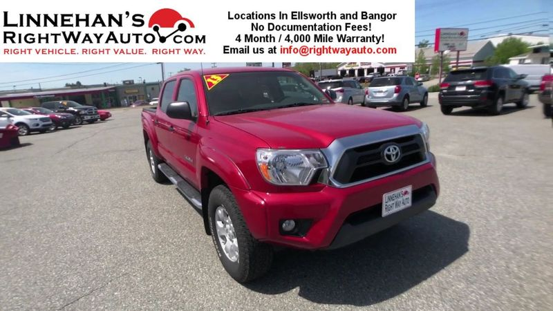 2013 Toyota Tacoma   in Bangor, ME