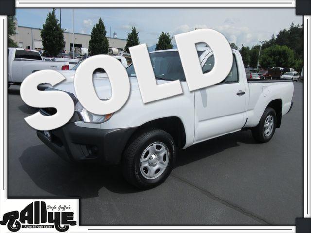 2013 Toyota Tacoma in Burlington, WA 98233