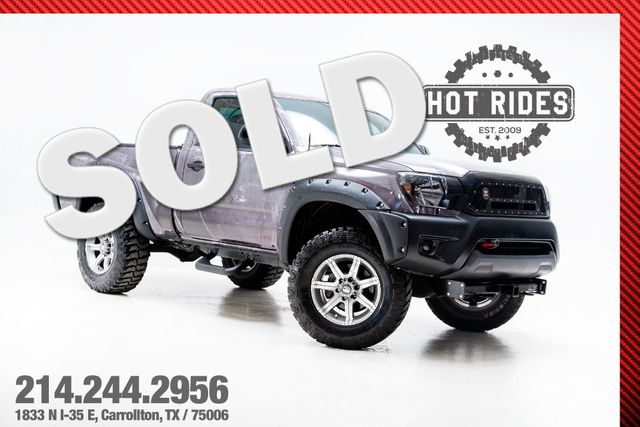 2013 Toyota Tacoma Lifted Show Truck