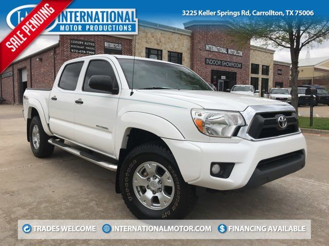 2013 Toyota Tacoma SR5 ONE OWNER