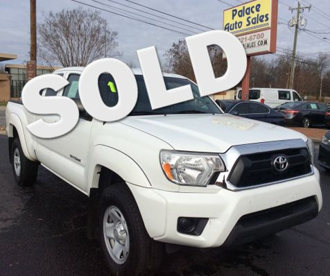 2013 Toyota Tacoma PreRunner in Charlotte, NC