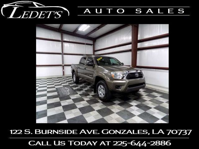 2013 Toyota Tacoma PreRunner - Ledet's Auto Sales Gonzales_state_zip in Gonzales
