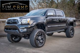 2013 Toyota Tacoma LIMITED W/LIFT KIT LEATHER NAVIGATION in Memphis, Tennessee 38115