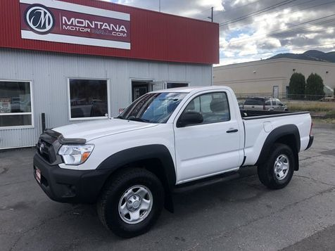 2013 Toyota Tacoma Pickup 2D 6 ft in