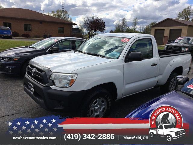 2013 Toyota Tacoma REG CAB