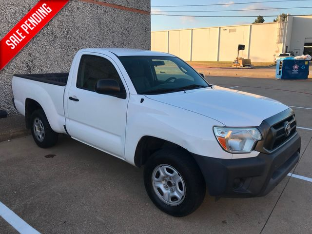 2013 Toyota Tacoma Reg Cab Work Truck in Plano, Texas 75074