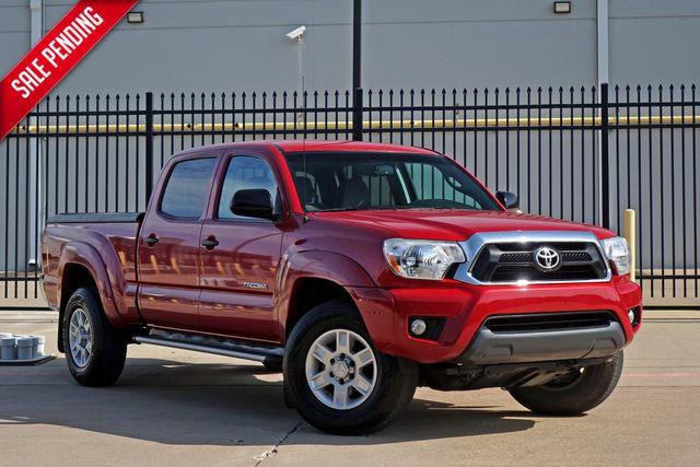 2013 Toyota Tacoma PreRunner*2WD*Only 119k mi*Crew* | Plano, TX | Carrick's Autos in Plano TX
