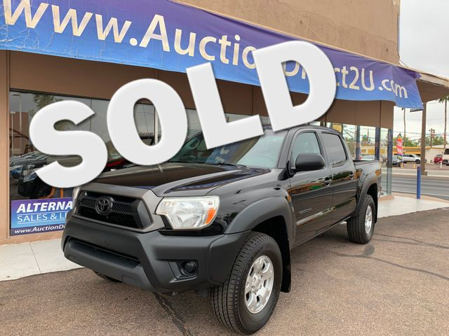 2013 Toyota Tacoma PreRunner 3 MONTH/3,000 MILE NATIONAL POWERTRAIN WARRANTY Mesa, Arizona