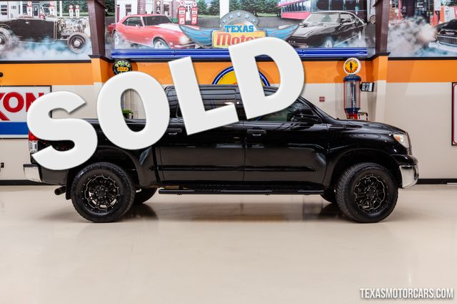 2013 Toyota Tundra 4X4
