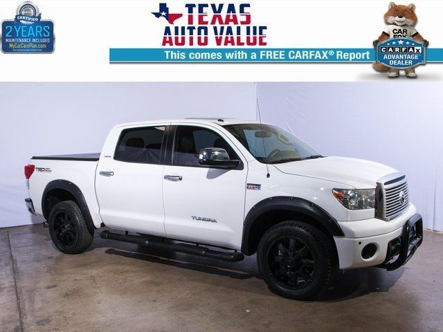 2013 Toyota Tundra Limited - w/Nav, Roof, TRD Pckg, Flares, Bull Bar