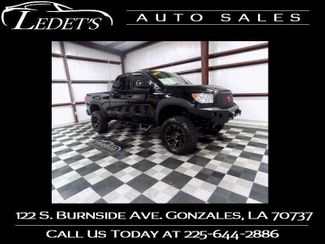 2013 Toyota Tundra DOUBLE CAB SR5 - Ledet's Auto Sales Gonzales_state_zip in Gonzales