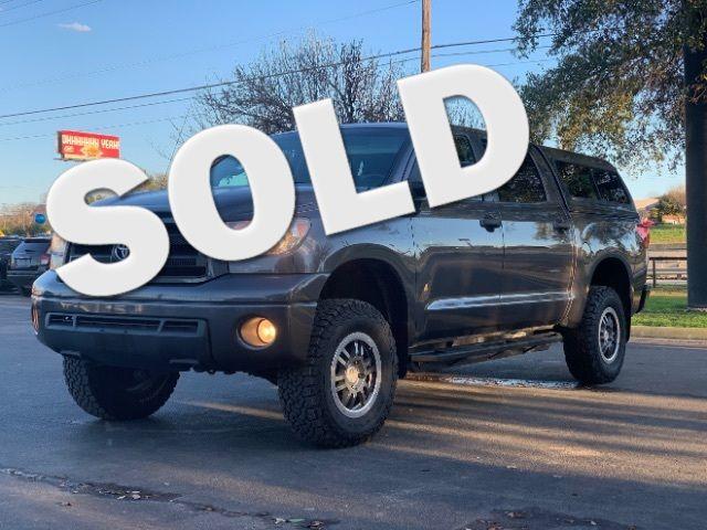 2013 Toyota Tundra Tundra-Grade CrewMax 5.7L 4WD in San Antonio, TX 78233