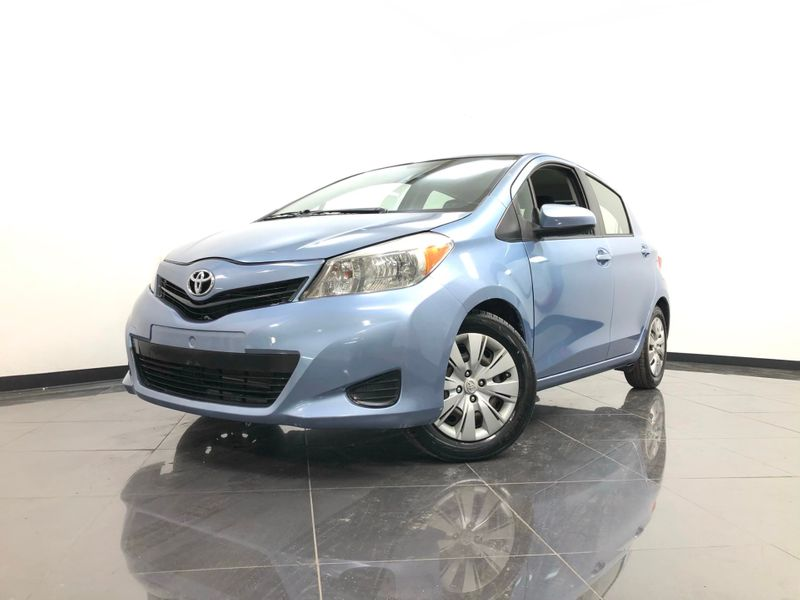 2013 Toyota Yaris *Affordable Financing* | The Auto Cave in Dallas