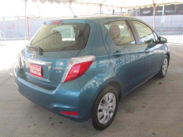 2013 Toyota Yaris LE Gardena, California 2