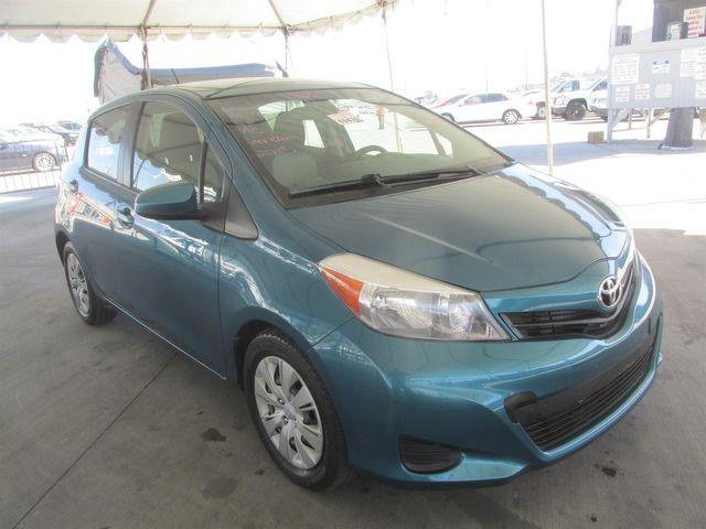2013 Toyota Yaris LE Gardena, California 3
