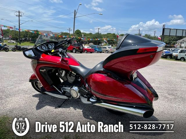 2013 Victory VISION TOUR NICE BIKE MUST SEE in Austin, TX 78745
