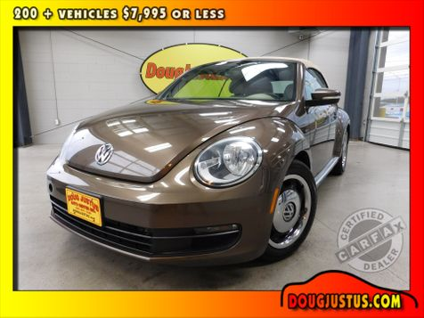 2013 Volkswagen Beetle Convertible 2.5L w/Tech in Airport Motor Mile ( Metro Knoxville ), TN