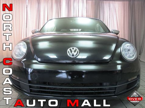 2013 Volkswagen Beetle Convertible 2.5L 50s Edition in Akron, OH