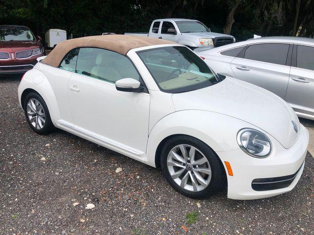 2013 Volkswagen Beetle Convertible 2.0L TDI w/Sound/Nav