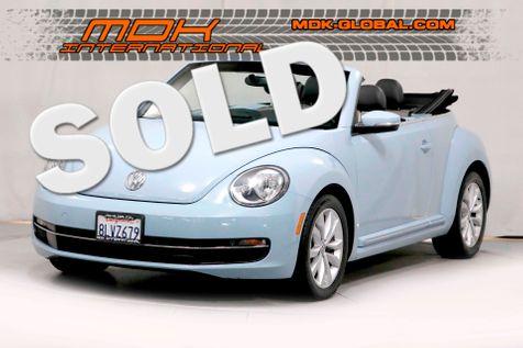 2013 Volkswagen Beetle Convertible 2.0L TDI w/Sound/Nav - Service Records in Los Angeles