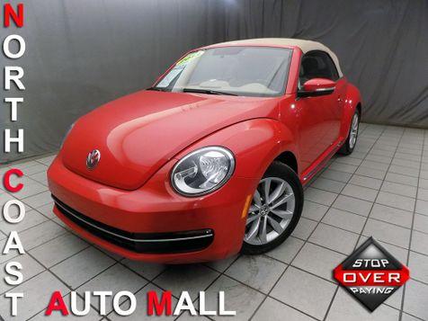 2013 Volkswagen Beetle Convertible 2.0L TDI in Cleveland, Ohio