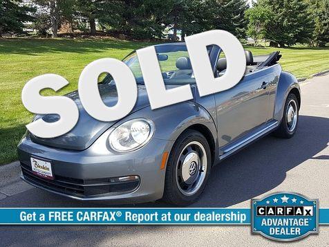 2013 Volkswagen Beetle Convertible 2.5L w/Tech in Great Falls, MT