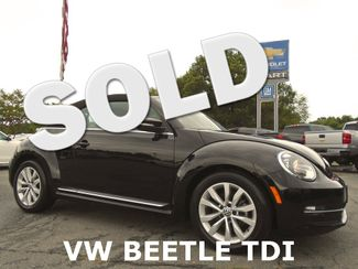 2013 Volkswagen Beetle Convertible 2.0L TDI w/Sound/Nav Madison, NC