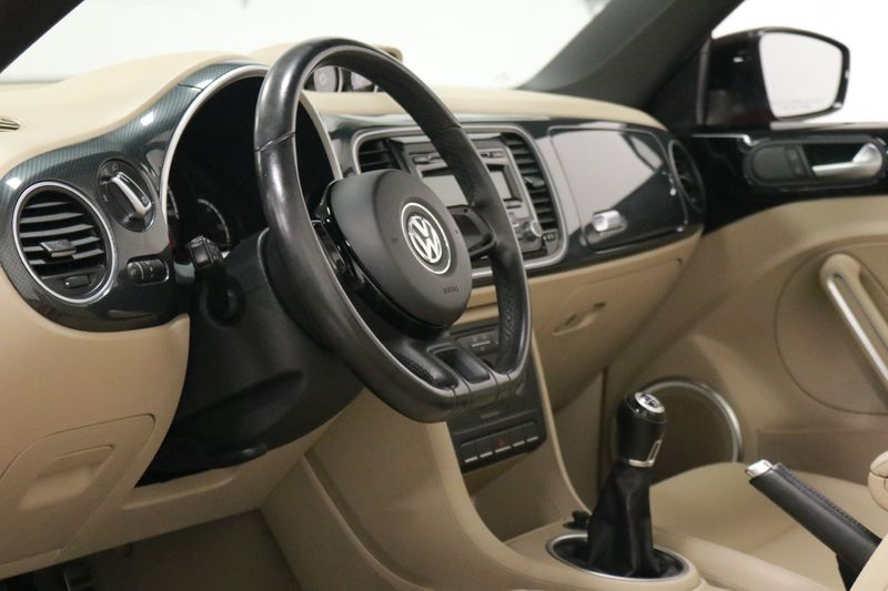 2013 Volkswagen Beetle Convertible 20T  city NC  The Group NC  in Mooresville, NC