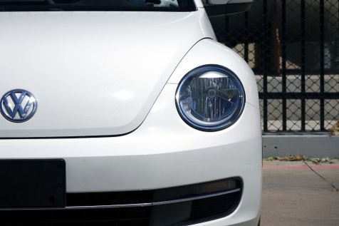 2013 Volkswagen Beetle Convertible* TDI* 2.0L TDI w/Sound/Nav* EZ Finance** | Plano, TX | Carrick's Autos in Plano, TX