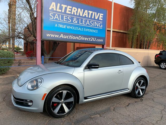 2013 Volkswagen Beetle Coupe 2.0T Turbo 6-Speed Manual 3 MONTH/3,000 MILE NATIONAL POWERTRAIN WARRANTY