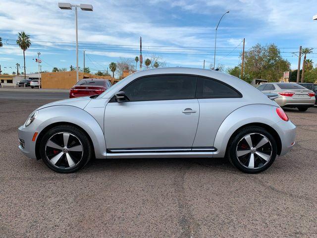 2013 Volkswagen Beetle Coupe 2.0T Turbo w/Sun/Sound 3 MONTH/3,000 MILE NATIONAL POWERTRAIN WARRANTY Mesa, Arizona 1