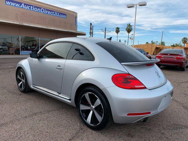 2013 Volkswagen Beetle Coupe 2.0T Turbo w/Sun/Sound 3 MONTH/3,000 MILE NATIONAL POWERTRAIN WARRANTY Mesa, Arizona 2