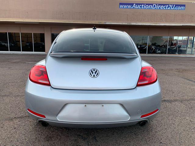 2013 Volkswagen Beetle Coupe 2.0T Turbo w/Sun/Sound 3 MONTH/3,000 MILE NATIONAL POWERTRAIN WARRANTY Mesa, Arizona 3