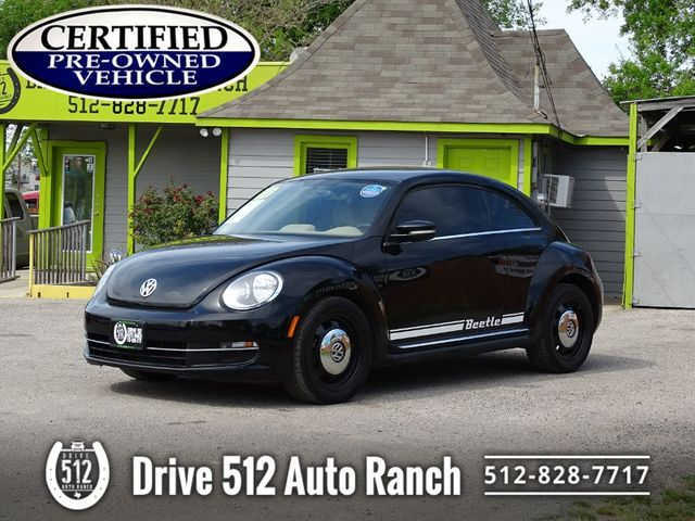 2013 Volkswagen Beetle Coupe 2.0L TDI in Austin, TX 78745