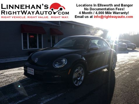 2013 Volkswagen Beetle Coupe 2.5L Fender Edition in Bangor