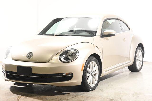 2013 Volkswagen Beetle Coupe 2.0L TDI