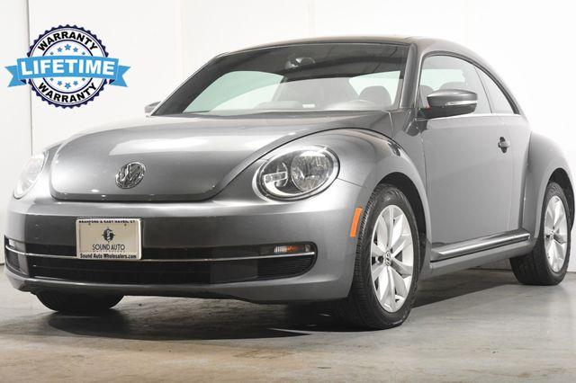 2013 Volkswagen Beetle Coupe 2.0L TDI w/Sun & Sound