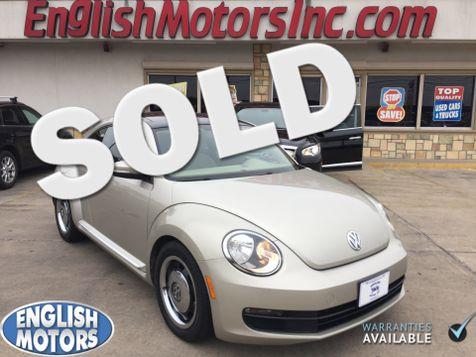 2013 Volkswagen Beetle Coupe 2.5L w/Sun in Brownsville, TX