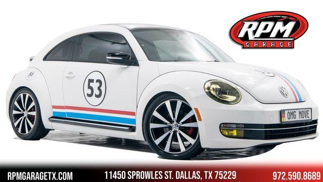 2013 Volkswagen Beetle Coupe 2.0T Turbo Herbie Tribute
