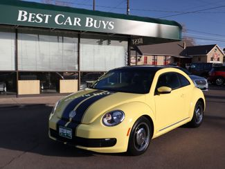 2013 Volkswagen Beetle Coupe 2.5L w/Sun in Englewood, CO 80113
