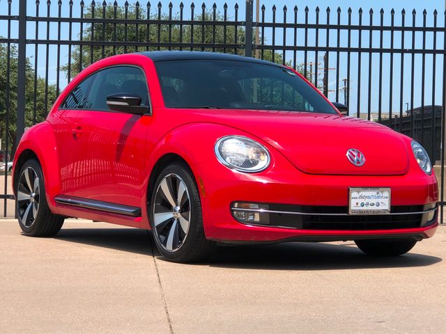 2013 Volkswagen Beetle Coupe Fender Edition 2.0T Turbo w/Sun/Sound in Plano TX, 75093